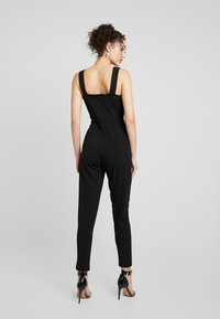 WAL G. - V NECK PLUNGE - Jumpsuit - black - 2