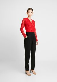 WAL G. - Jumpsuit - red/black - 1