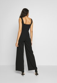 WAL G. - THICK STRAP - Jumpsuit - black - 2