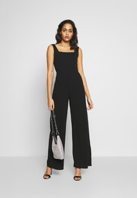 WAL G. - THICK STRAP - Jumpsuit - black - 1