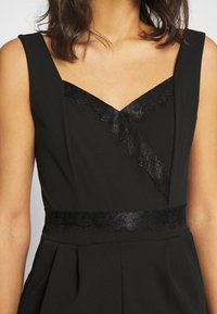 WAL G. - SWEETHEART FITTED - Jumpsuit - black - 5