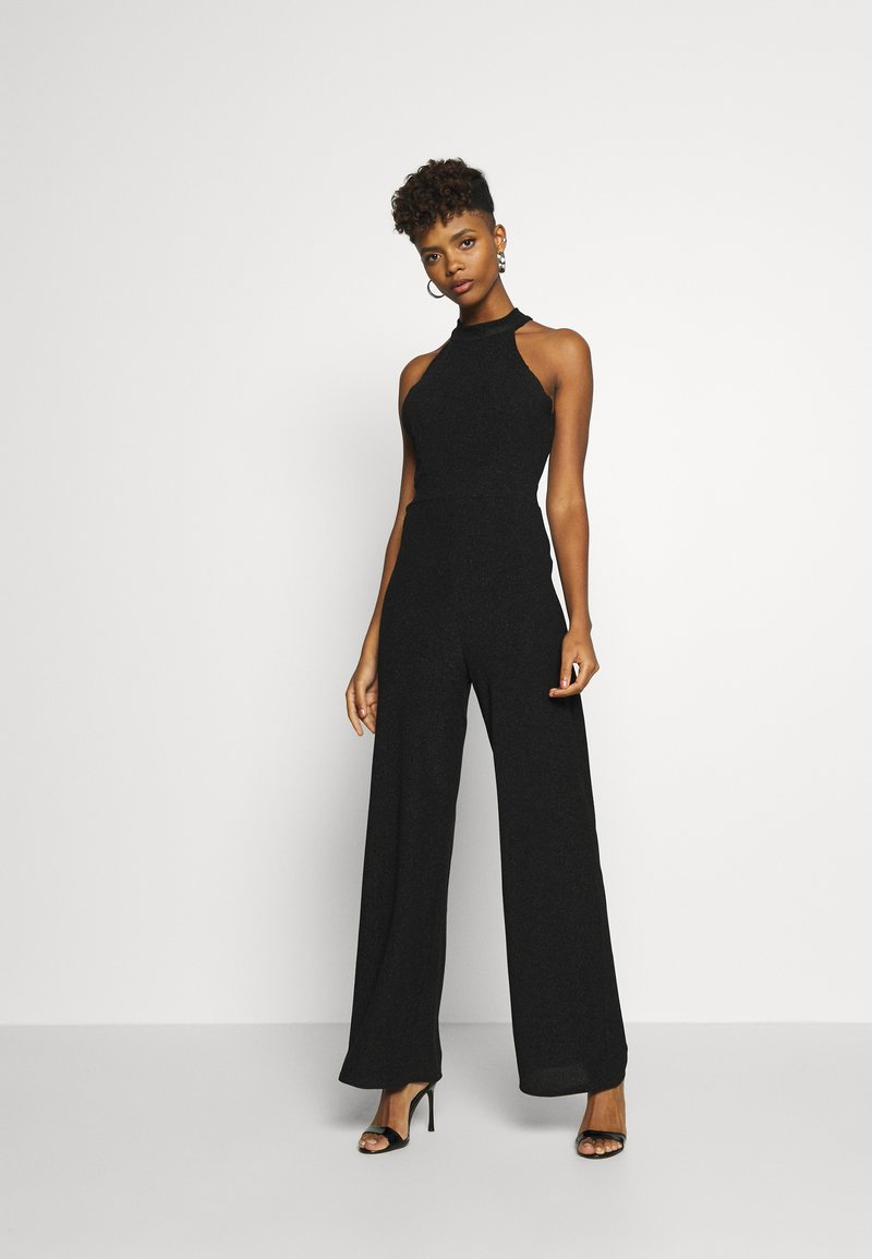 WAL G. - Tuta jumpsuit - black