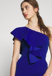WAL G. - ONE SHOULDER FRILL - Combinaison - electric blue - 5