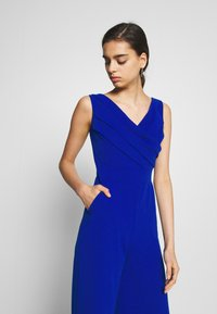 WAL G. - WRAP OVER - Overal - electric blue - 3