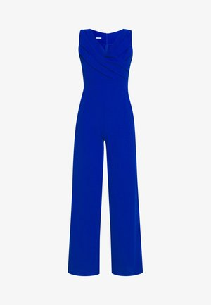 WRAP OVER - Overal - electric blue