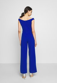 WAL G. - WRAP OVER - Overal - electric blue - 2