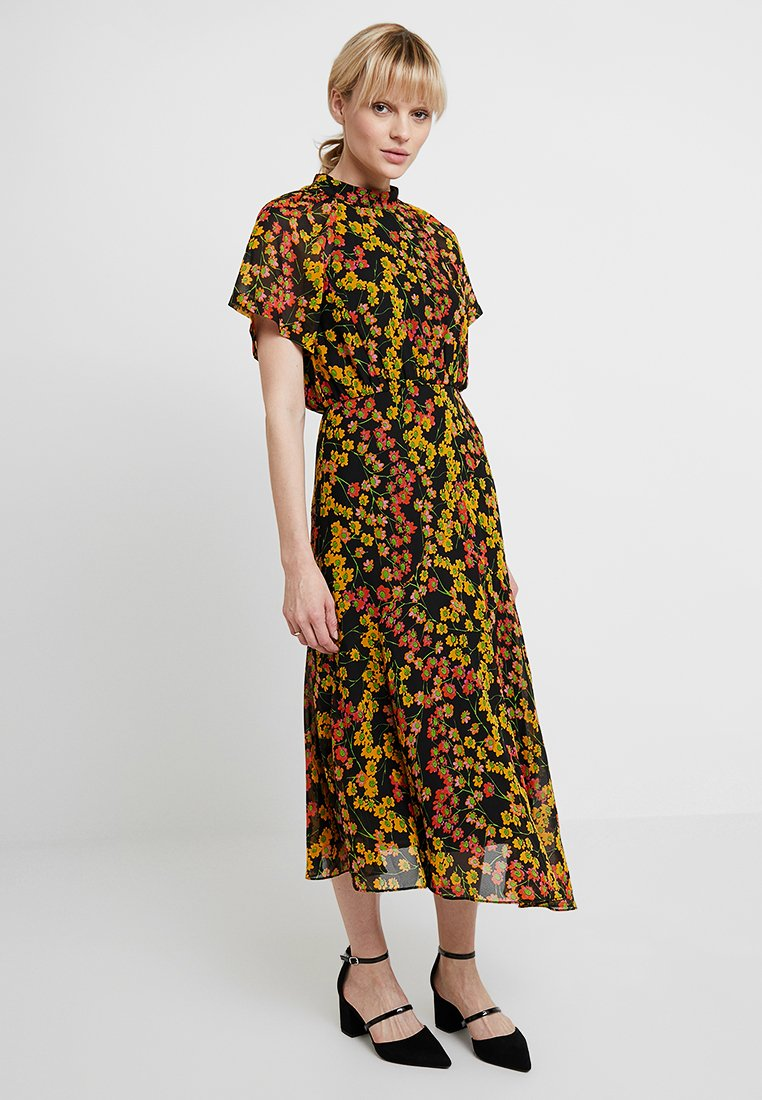 Whistles - DAISY PRINT STINE DRESS - Długa sukienka - multicolour