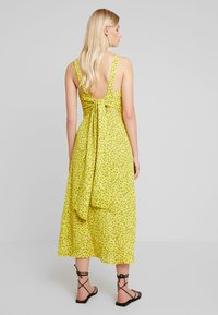 Whistles - LLORA CLOUDED LEOPARD DRESS - Maxikleid - yellow/multi - 2