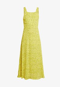 Whistles - LLORA CLOUDED LEOPARD DRESS - Maxikleid - yellow/multi - 5