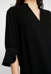 Whistles - SONIA FRILL SLEEVE DRESS - Korte jurk - black - 5
