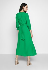 Whistles - ZENNA SHIRRED WAIST DRESS - Day dress - green - 2