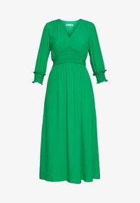 Whistles - ZENNA SHIRRED WAIST DRESS - Day dress - green - 4