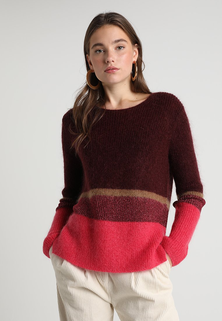 Multicolour SparklePullover Wide Wide Whistles SparklePullover Whistles Stripe Stripe Multicolour ZXiPOku