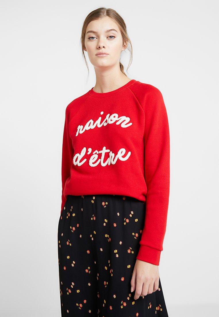 Whistles - RAISON DETRE  - Sweatshirt - red