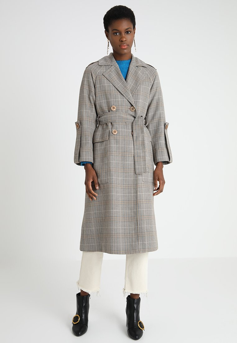 Whistles - CHECK - Trenchcoats - multicolour