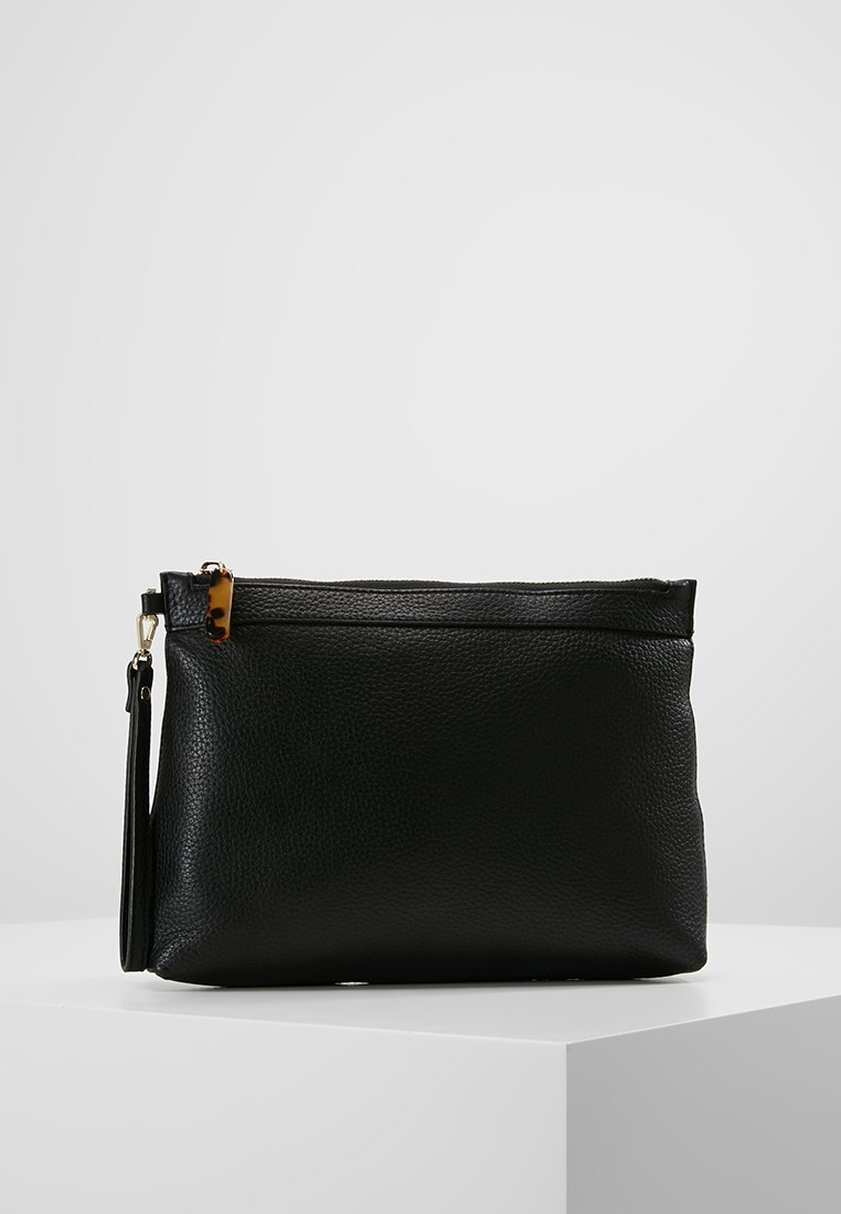 Whistles - CHESTER ZIP POUCH - Clutch - black