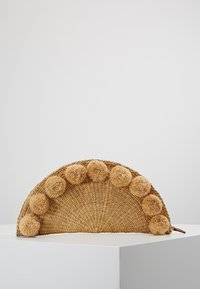 Whistles - STANLEY LARGE TACO - Clutch - beige - 2
