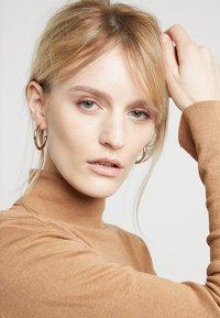 Whistles - LARGE HOOP EARRING - Earrings - gold-coloured - 1