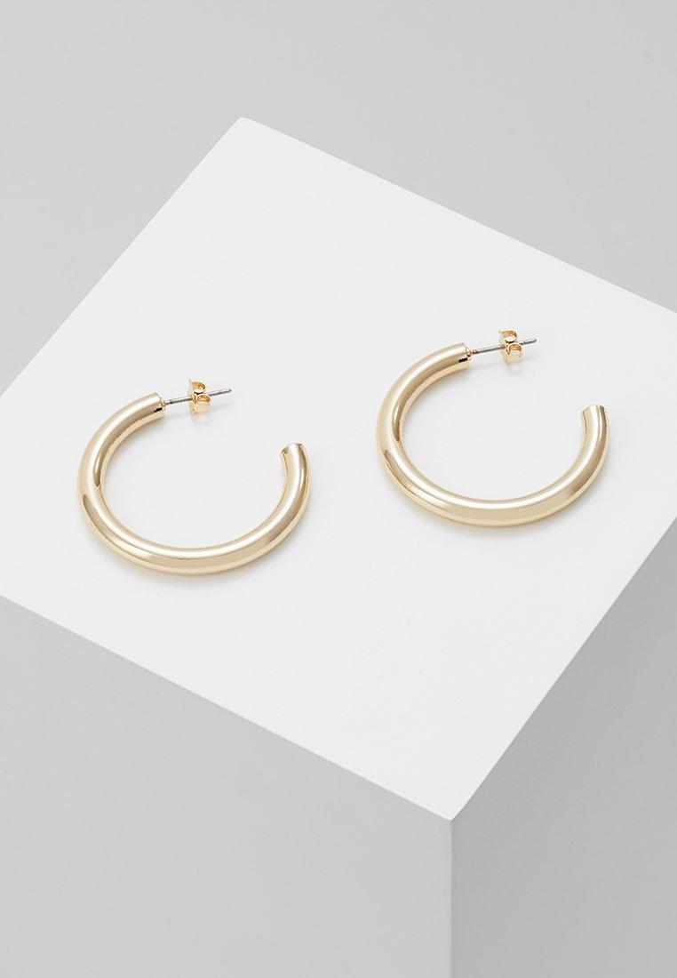 Whistles - LARGE HOOP EARRING - Earrings - gold-coloured