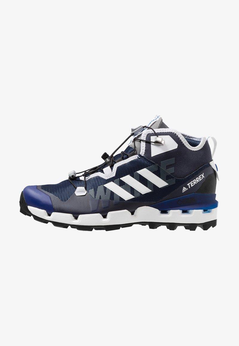 White Mountaineering - TERREX GORE-TEX - Zapatillas altas - blue