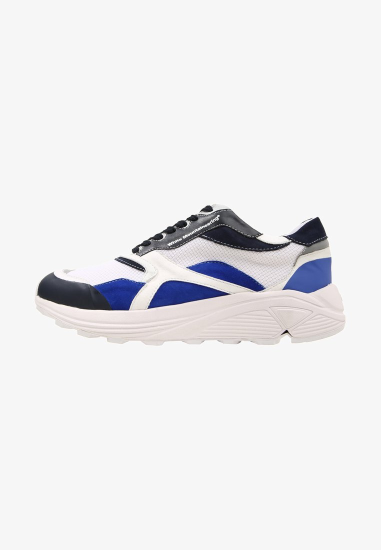 White Mountaineering - VIBRAM SOLE CONTRAST - Sneaker low - white