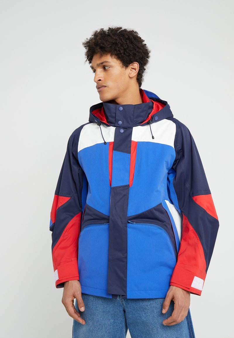White Mountaineering - SAITOS RAGLAN - Parka - navy