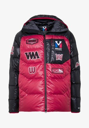 MILLET X WM JACKET - Chaqueta de plumas - red