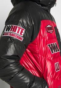 White Mountaineering - MILLET X WM JACKET - Piumino - red - 4