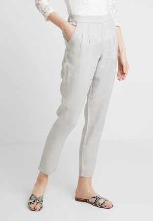 MAISON TROUSER - Trousers - grey