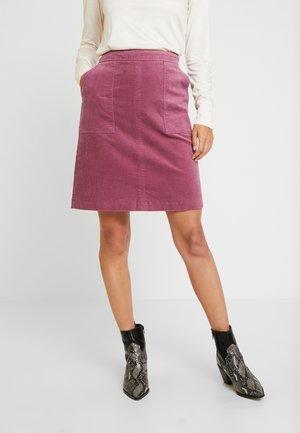 CLOCKTOWER SKIRT - A-line skirt - mauve
