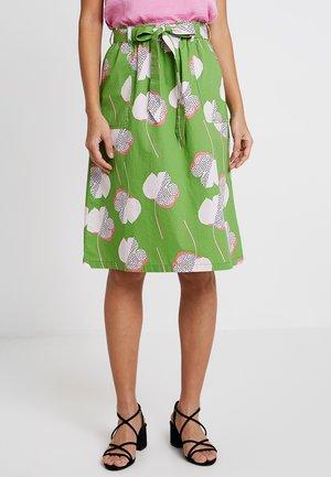 SUNNY COAST SKIRT - A-line skirt - palm
