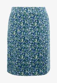 White Stuff - CLOCKTOWER HIGH TIDE SKIRT - Pencil skirt - sea - 4