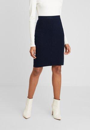 MEDA REVERSIBLE SKIRT - Pencil skirt - sun