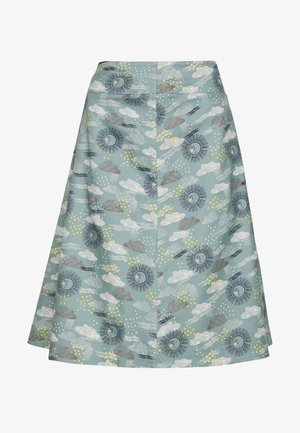 PRECIPITATION REVERSIBLE SKIRT - A-line skjørt - petrol