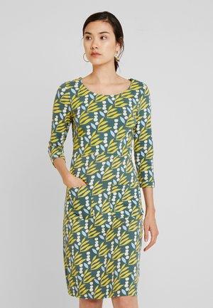 HOLLAND  - Žerzejové šaty - blue