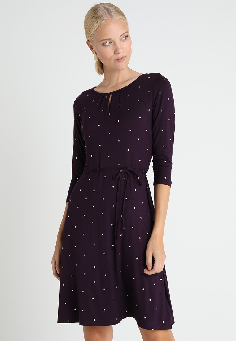 White Stuff - ALTAIR DRESS - Jersey dress - purple