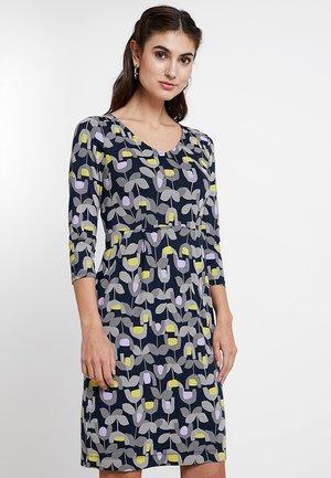 TESS DRESS - Vestito di maglina - multi