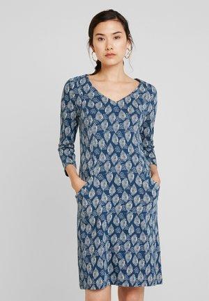 SAIL AWAY DRESS - Vestito di maglina - sea