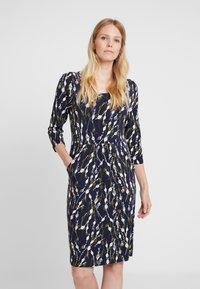 White Stuff - TESSA DRESS - Vestito di maglina - sea blue - 0