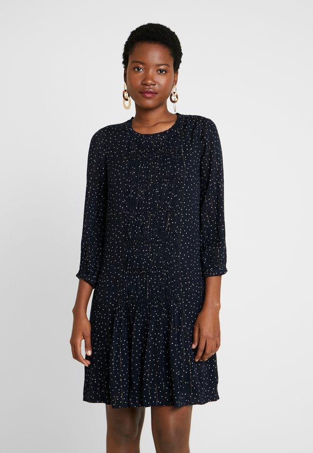 TWILIGHT DRESS - Korte jurk - coal