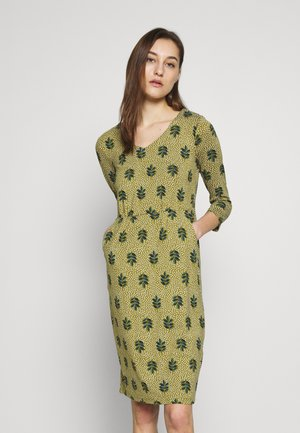 CARRIE DRESS - Jersey dress - green