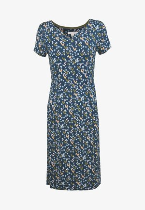 ALICE DRESS - Jersey dress - blue