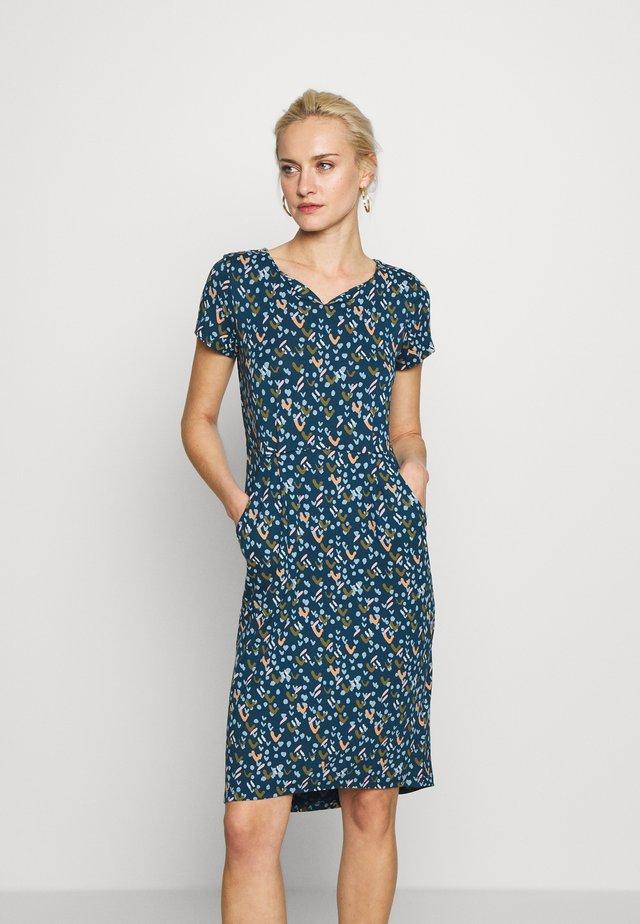 ALICE DRESS - Jerseyjurk - blue