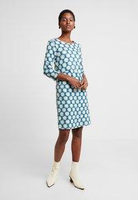 White Stuff - FORESTR DRESS - Vestito di maglina - blue - 1
