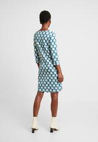 White Stuff - FORESTR DRESS - Vestito di maglina - blue - 2