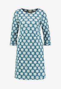 White Stuff - FORESTR DRESS - Vestito di maglina - blue - 3