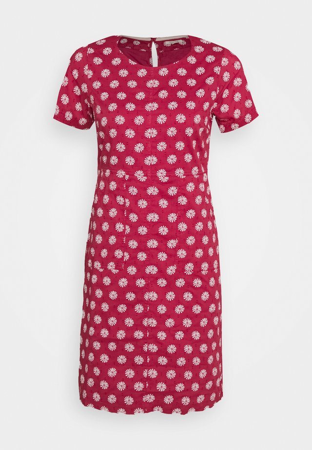 LEA DRESS - Day dress - salmon pink
