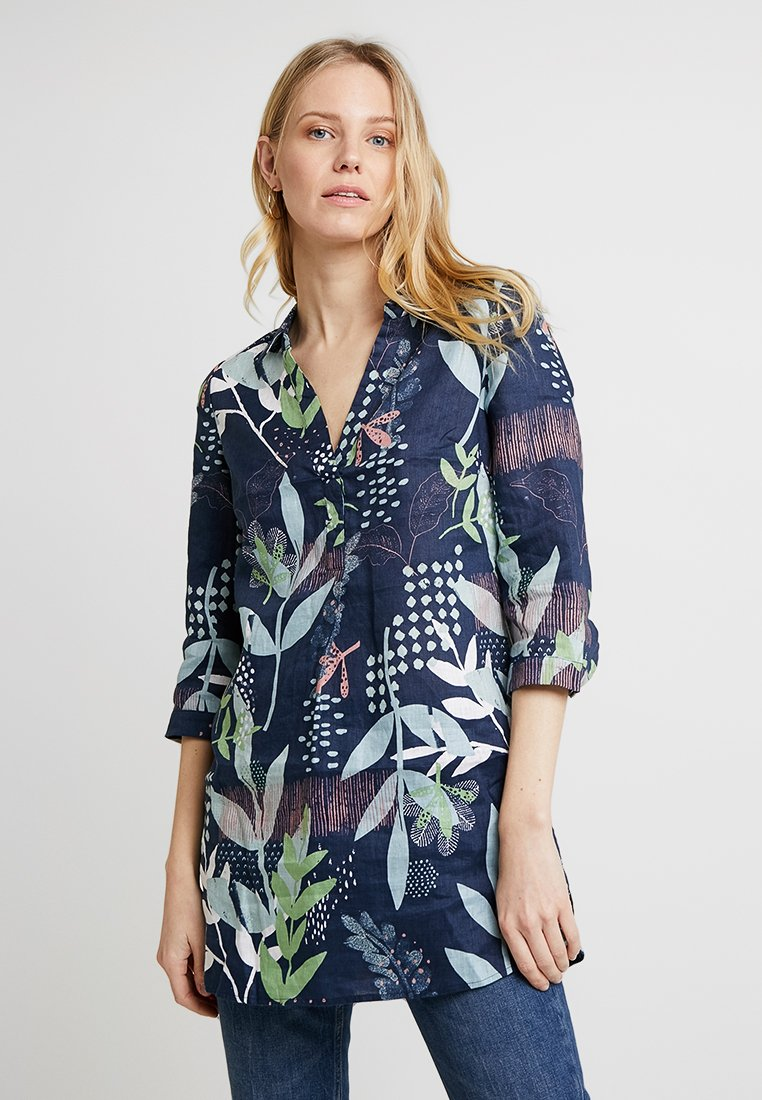 White Stuff - HARPER TUNIC - Bluse - multi/navy