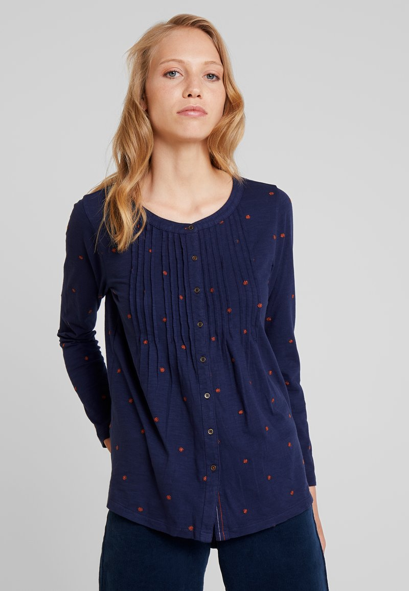 White Stuff - DOTTY - Long sleeved top - muted