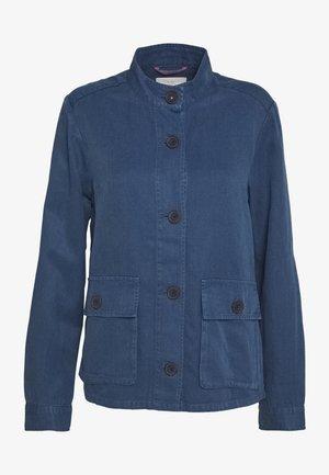 SHELLY SUMMER JACKET - Džínová bunda - indigo